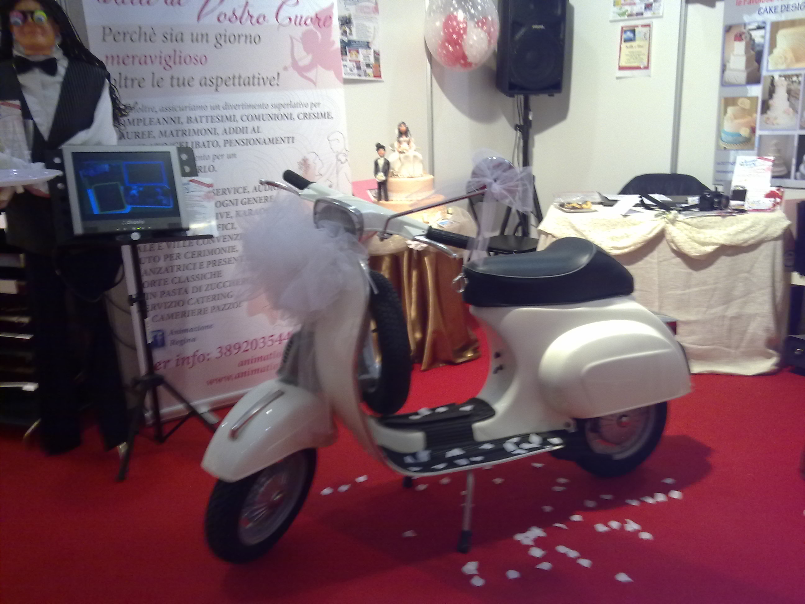 wedding vespa matrimonio nozze