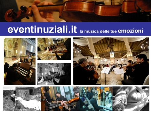 Musica per cerimonia matrimonio wedding services